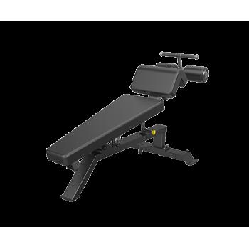 Регулируемая скамья для пресса Svensson Industrial E3037 Matte Black