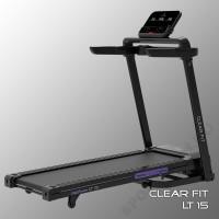 Беговая дорожка Clear Fit LifeCardio LT 15