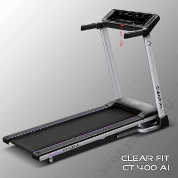 Беговая дорожка Clear Fit CrossPower CT 400 AI