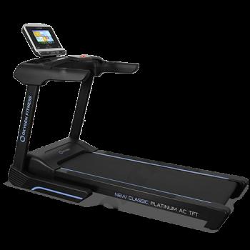 Беговая дорожка Oxygen Fitness New Classic Platinum Ac Tft