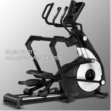 Эллиптический тренажер Clear Fit MaxPower X 550