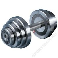 Гантель разборная металлическая Атлант 16 кг
