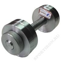 Гантель разборная металлическая Атлант 5 кг
